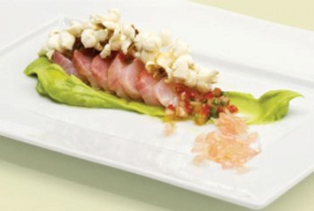 Dish of the Week: Kona kampachi ceviche