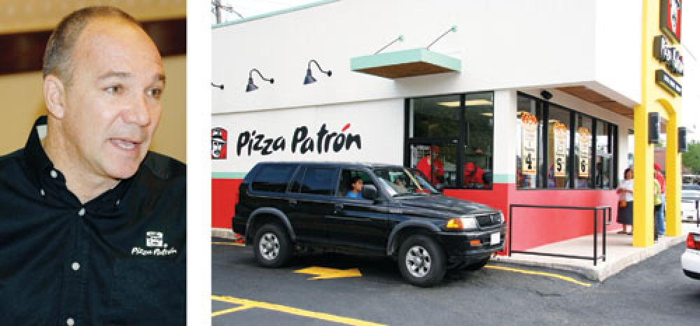 Pizza Patrón strives to meet customers' need for speed