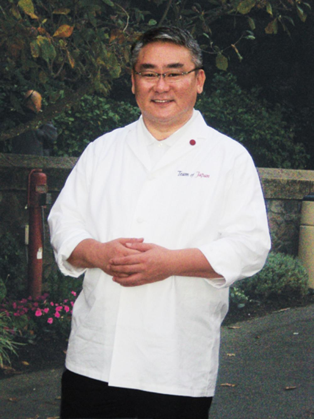 Chef Kunio Tokuoka on making a meal an experience