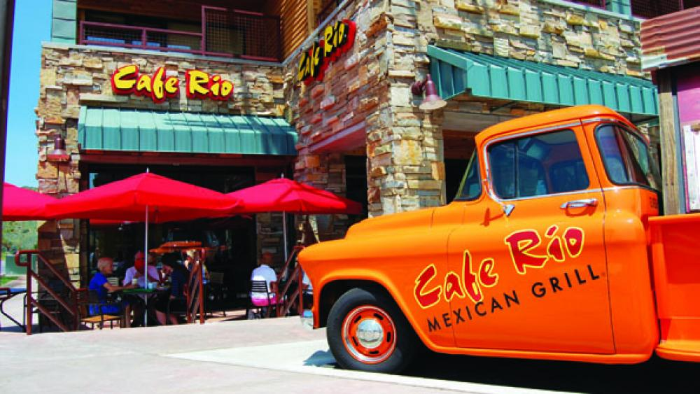 Breakout Brands: Cafe Rio Mexican Grill