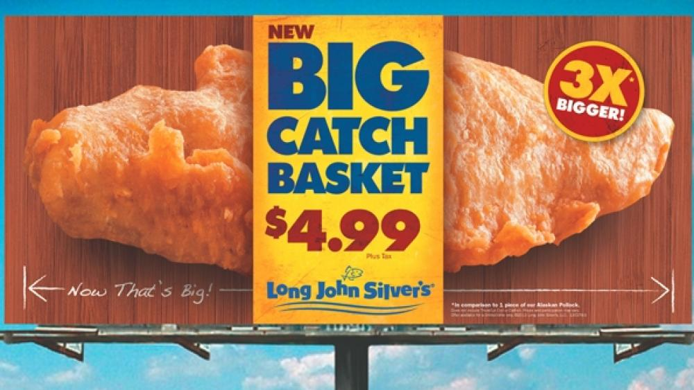 Long John Silver's to debut its largest fish offering