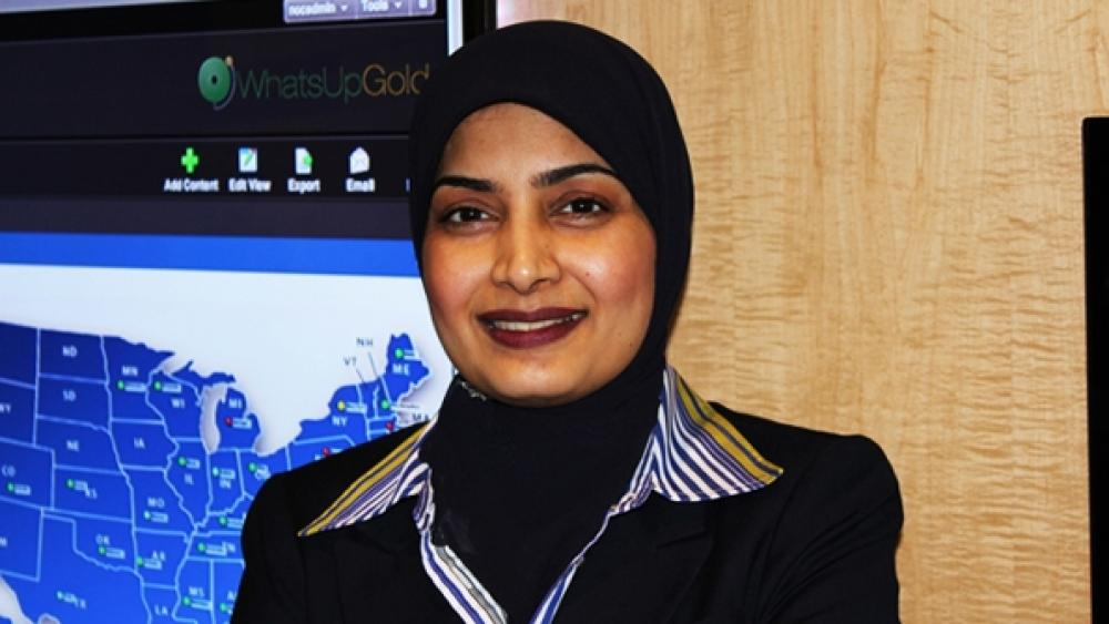 Sarah Naqvi chief information officer at HMSHost