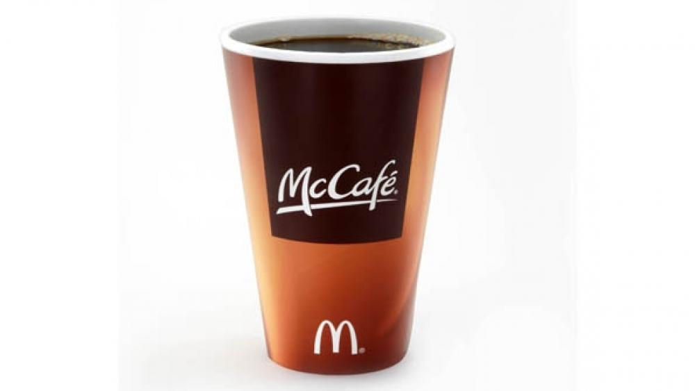 McDonald's to phase out plastic foam cups