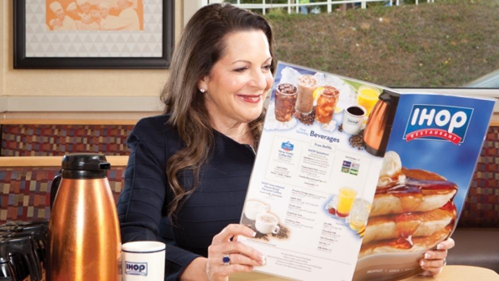 Julia Stewart chairman and chief executive at DineEquity Inc