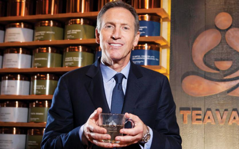 1. Howard Schultz