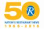 nrn 50 years logo