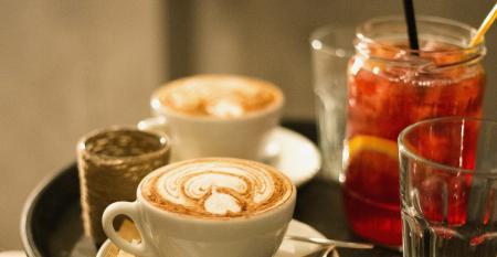 Beverage Trends Healthy Indulgence