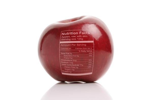Apple Nutrition facts