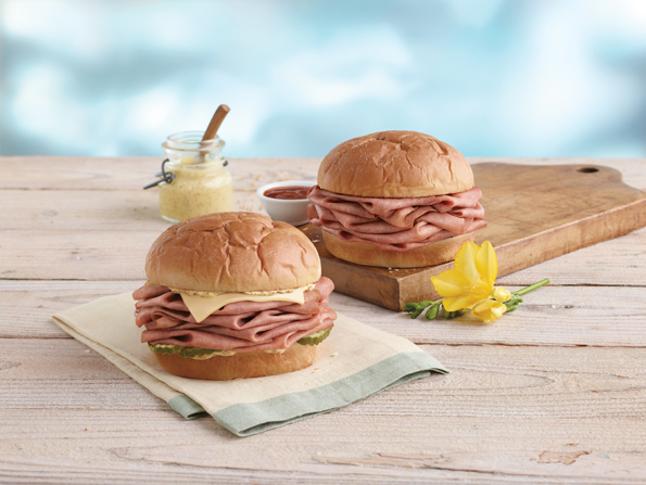 Arby's sandwiches