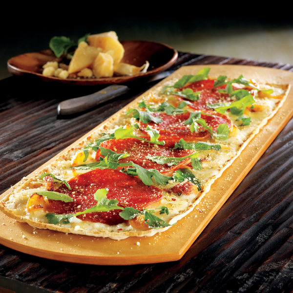 Maggiano's Pepperoni Flatbread