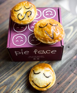 Pie Face offers both sweet and savor pies (Photo: Daniel Krieger)