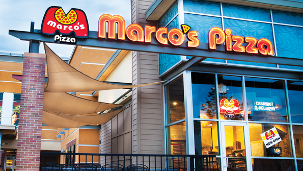 Marco's Pizza led the pizza segment in unit growth with 437 locations.