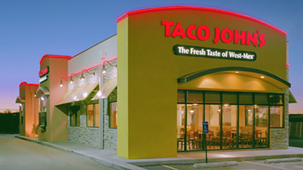 Taco John's topped the limited-service segment with $330.7 million in Latest-Year sales.