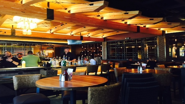 The dining room at Wood Ranch BBQ - Wood Ranch BBQ & Grill Makes Jump To East Coast