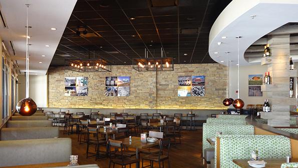 California Pizza Kitchen Dfw Airport Menu
