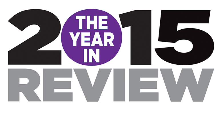 2015 Year in Review logo