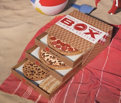 Pizza Hut reprises Triple Treat Box for summer | Nation's ...