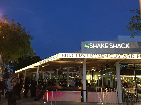 Shake Shack Los Angeles