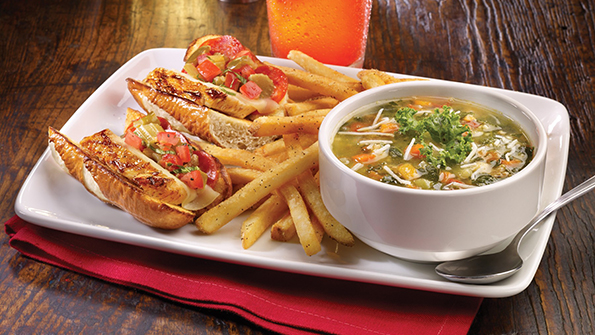 Tgi Fridays Launches New Lunch Menu Nation S Restaurant News