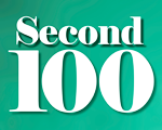 Second 100 logo