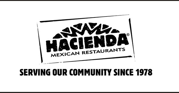 Hacienda Mexican Restaurant billboard