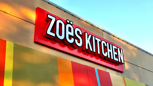 Zoes Kitchen Logo zoe's kitchen tests small-order delivery | nation's restaurant news